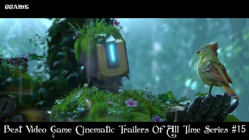 Best Video Game Cinematic Trailers